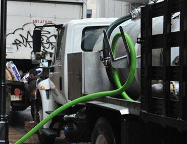 Atlantic BioFuels Truck